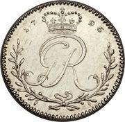 1 Tackoe - George III – avers