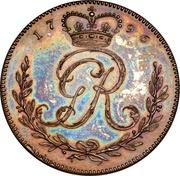 1 Ackey - George III (Pattern strike) – avers