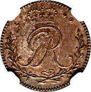 1 Tackoe - George III -  avers