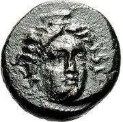 Tetrachalkon (Gomphoi/Philippopolis) – avers