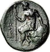 Tetrachalkon (Gomphoi/Philippopolis) – revers