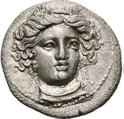 Drachm (Gomphoi/Philippopolis) – avers