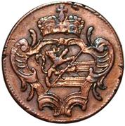 1 soldo - Franz II – avers