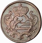 ½ soldo - Leopold II – avers
