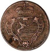 2 soldi - Franz II – avers