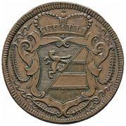 3 soldi - Franz II – avers