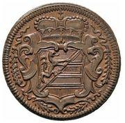 1 soldo - Carlo VI – avers