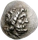 Drachm (Gortyna) – avers