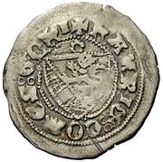 1 denier Heinrich III (Lienz) – avers