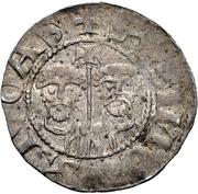 1 Denar - Heinrich III. – revers