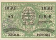 10 Pfennig (Oberhof) – avers