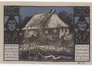 50 Pfennig (Gothmund - Lübecker Fischermeister) – revers
