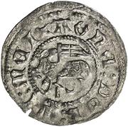 1 hvid Frédéric I (Visby) – revers