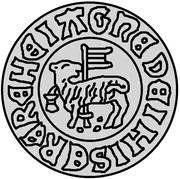 1 hvid Søren Norby (Visby) – revers