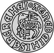 1 hvid Jean I (Visby; type 2) – revers