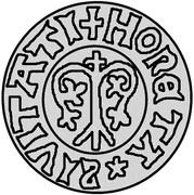 1 hvid Jean I (Visby; type 2) – avers