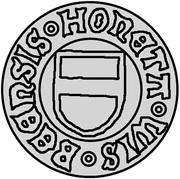 1 hvid Christian I (Visby; court drapeau) – avers