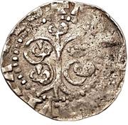 1 örtug (Visby; type 8) – revers