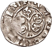 1 örtug (Visby; type 9) – revers