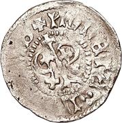 1 örtug (Visby; type 44c; racines courtes) -  revers