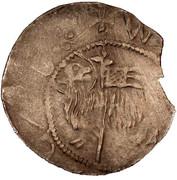 1 örtug (Visby; type 41a; avec halo) -  avers