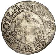 1 søsling Christian III (Copenhagen) – revers