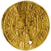 Ducat - Ivan III – revers