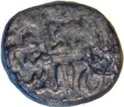"""Jital - Temp. Genghis Khan """"Chingiz Khan"""" - 1206-1227 AD (Nirmuz mint) – revers"""