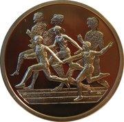 10 euros JO 2004 Relais – revers