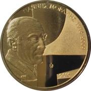 5 euros Yiánnis Móralis – revers