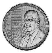 6 Euro (Xenophon Zolotas) – revers