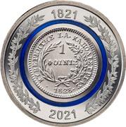 5 Euro (The Phoenix) – avers
