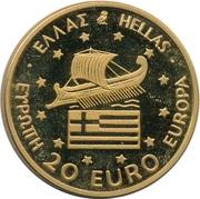 20 Euro – avers