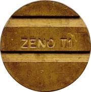 Jeton - Zeno T1 – avers