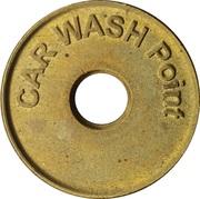 Jeton de lavage automobile - Car Wash Point – avers