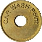 Jeton de lavage automobile - Car Wash Point – revers