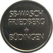 Jeton de lavage automobile - SB-Wasch – revers
