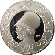 Jeton - Bank of Greece (World Money Fair 2020) – avers