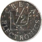 Creta Elctronics 1/2 – avers