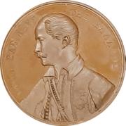 Médaille - Othon (Université d'Athènes) – avers
