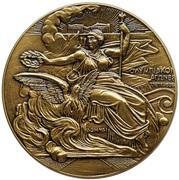 Médaille - Jeux olympiques d'été Athènes 2004 – revers
