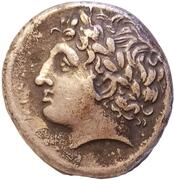 Replica - Syracuse Decadrachm (Agathocles ) – avers
