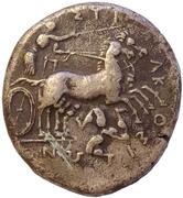 Replica - Syracuse Decadrachm (Agathocles ) – revers
