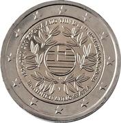 2 euros Révolution grecque -  avers