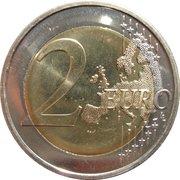 2 euros (JO Jeux spéciaux d'Athènes) -  revers