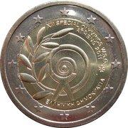 2 euros (JO Jeux spéciaux d'Athènes) -  avers