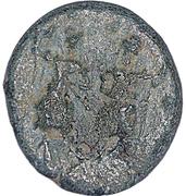 Ptolemy, AE19 of Chalkis sub Libano -  revers