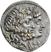 Didrachm (Epirote Republic; Dodona) – avers
