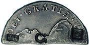 6 Bits / 4 Shillings 6 Pence – avers