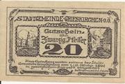 20 Heller (Grieskirchen) -  avers